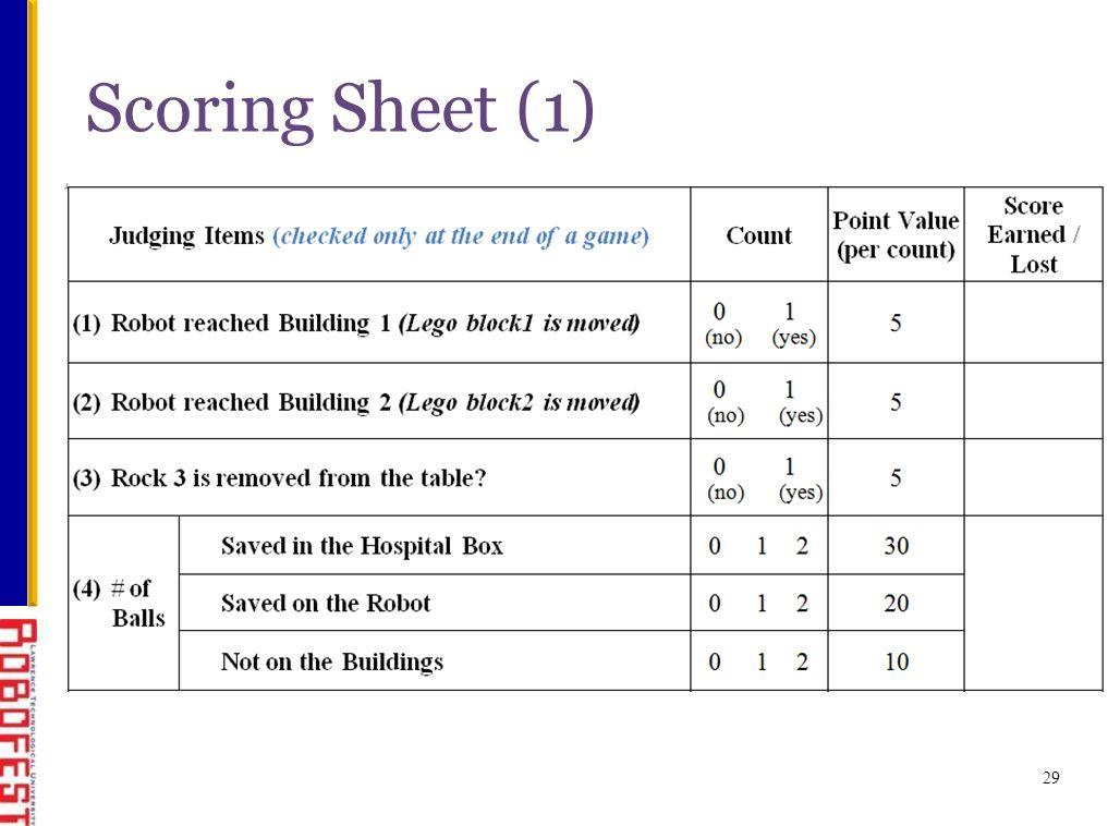 Scoring Sheet (1) 29