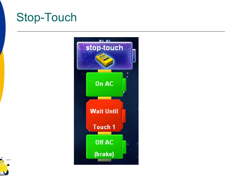Stop-Touch
