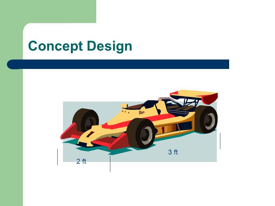Concept Design 2 ft 3 ft