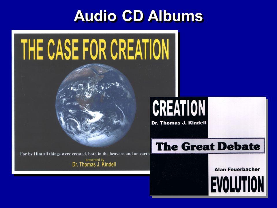 Audio CD Albums