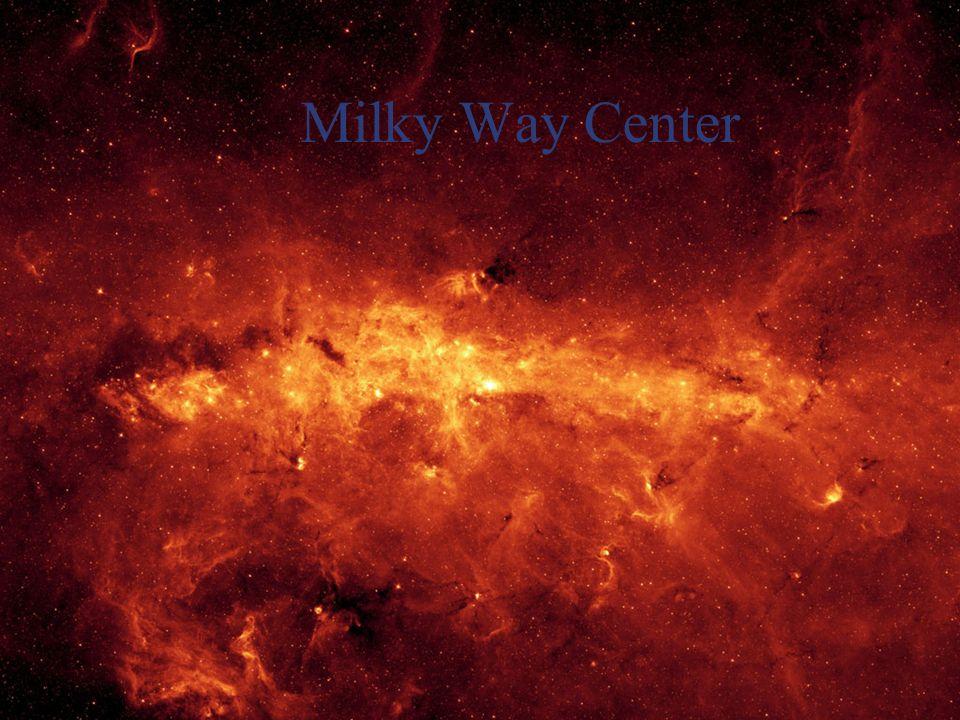 @ Dr. Heinz Lycklama14 Milky Way Center
