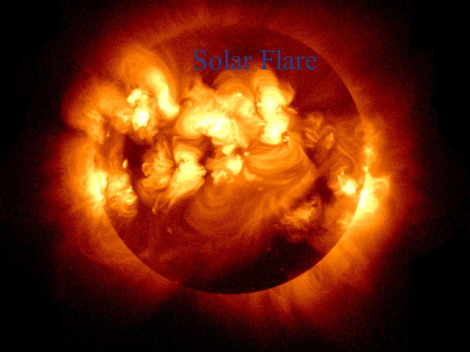 @ Dr. Heinz Lycklama15 Solar Flare