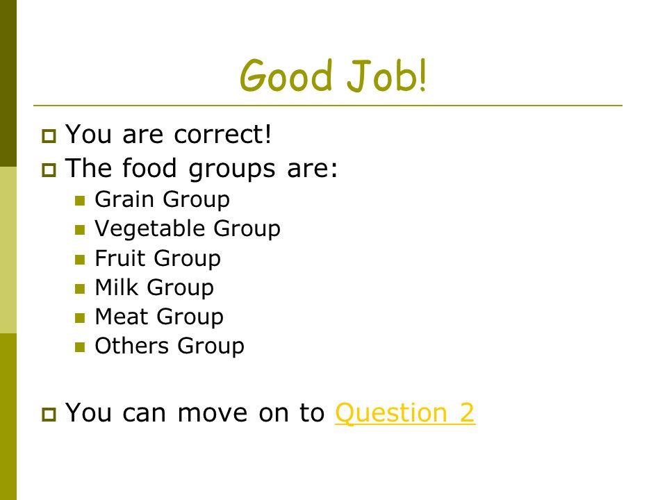 Good Job!.You are correct!.