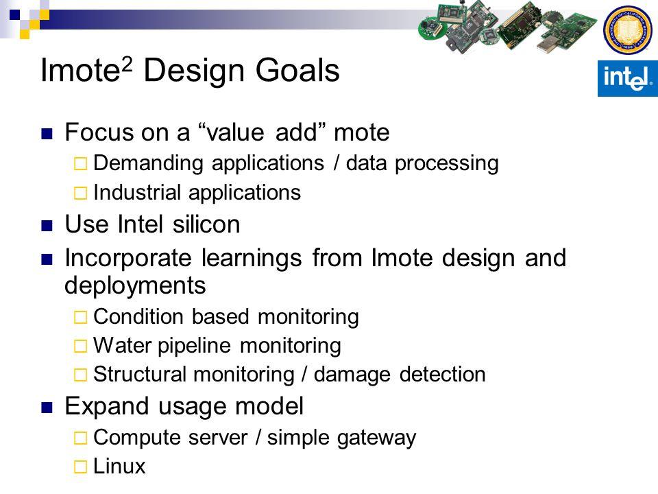 Imote 2 components