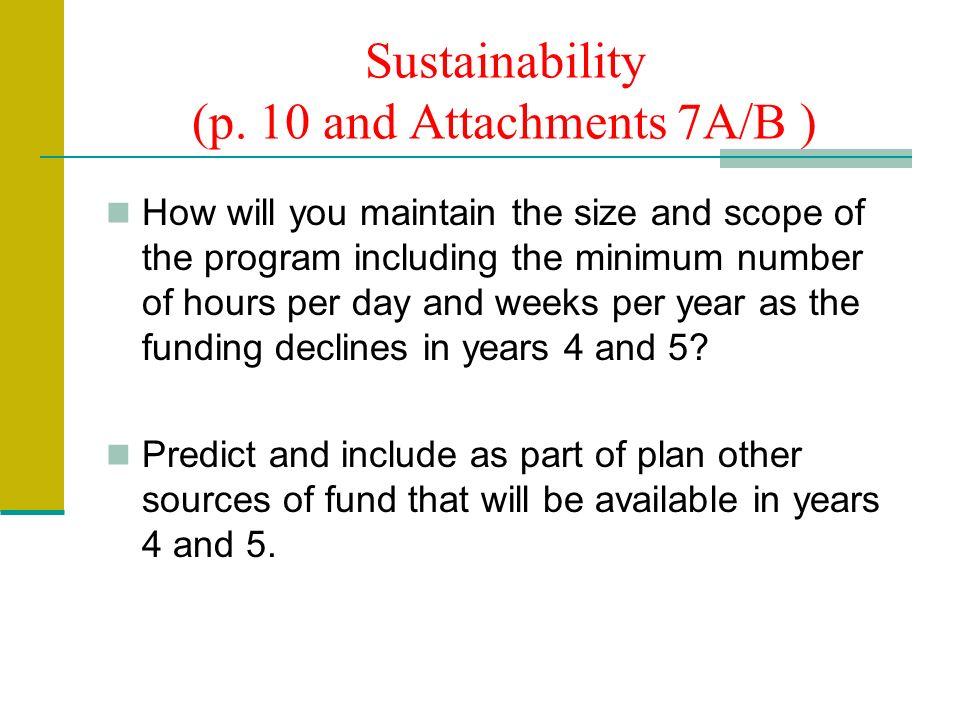 Sustainability (p.