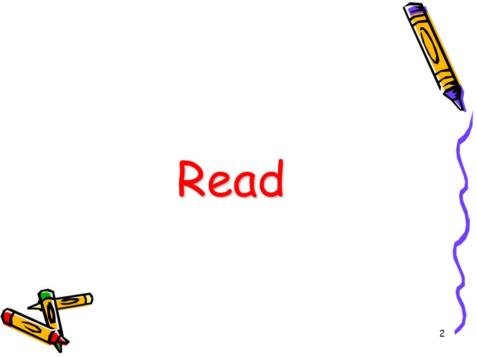 2 Read