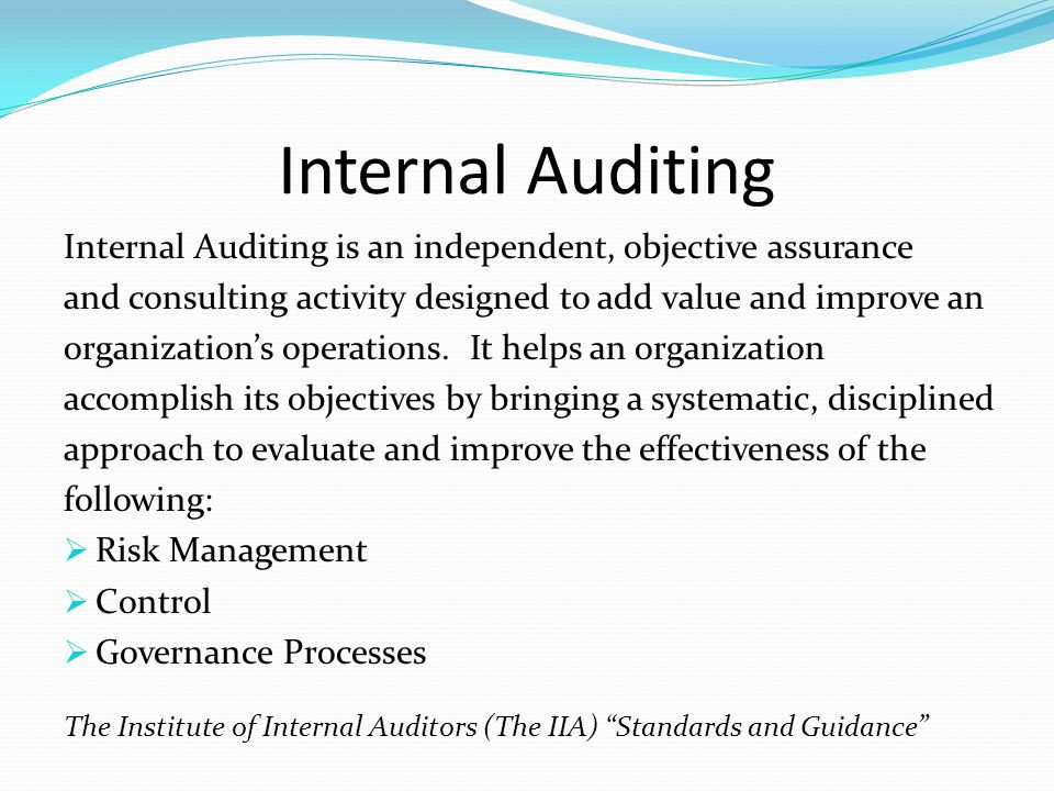 Our Goal To ensure compliance with funding and Community Corrections standards To ensure financial records retained are in compliance with IDOC and/or county requirements To serve as a resource for all financial/audit related questions Your mistakes do not make us look better.
