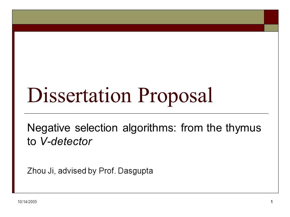 62 Comparing three methods Constant-sized detectors V-detectorsNew algorithm Self radius = 0.1