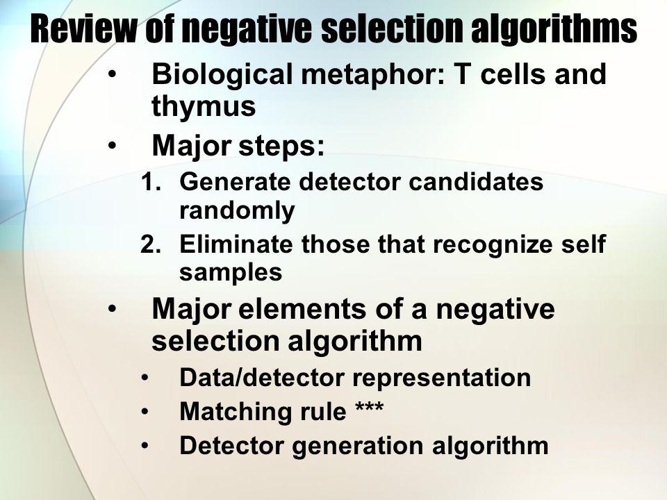 illustration of 2-D real-valued detectors
