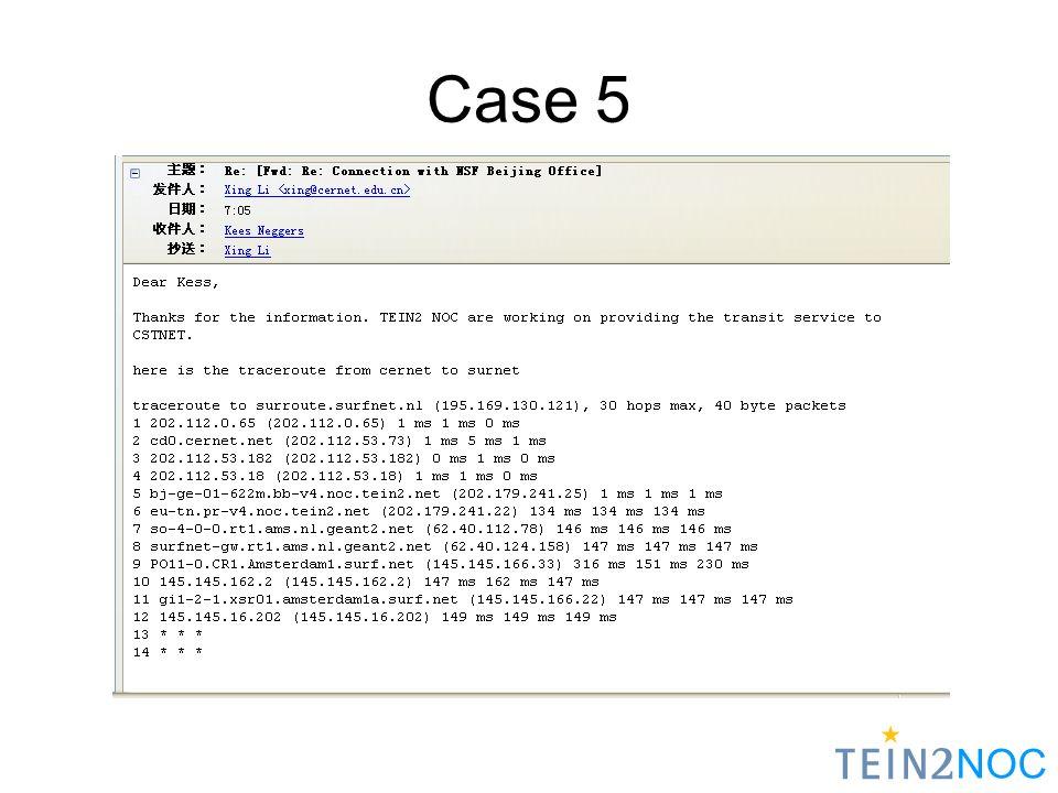 NOC Case 5