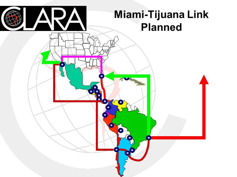 Miami-Tijuana Link Planned
