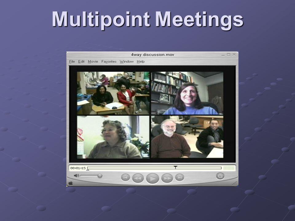 Multipoint Meetings