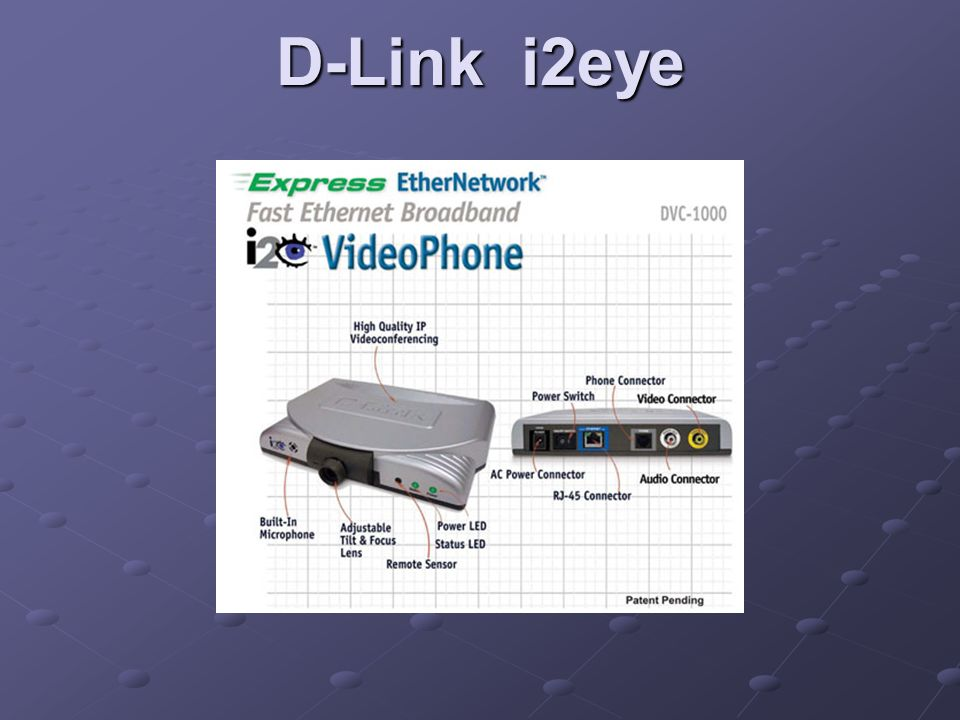 D-Link i2eye