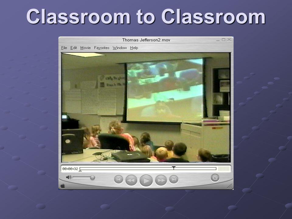 Classroom to Classroom