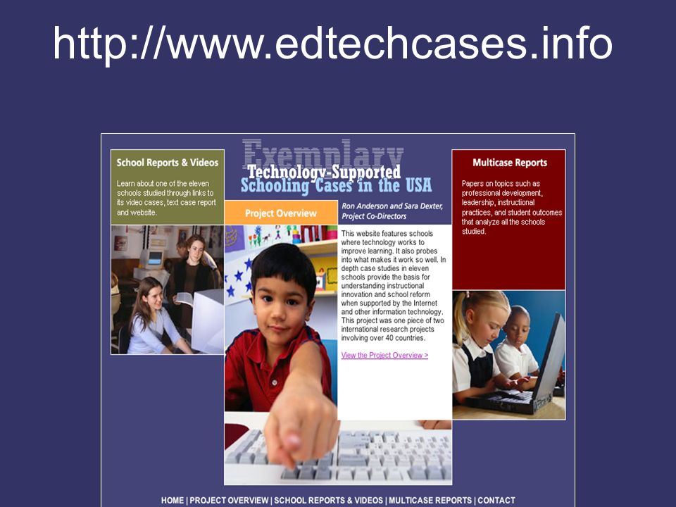 http://www.edtechcases.info