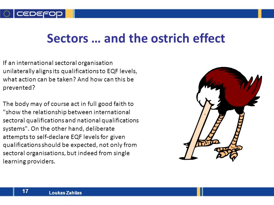 17 If an international sectoral organisation unilaterally aligns its qualifications to EQF levels, what action can be taken.