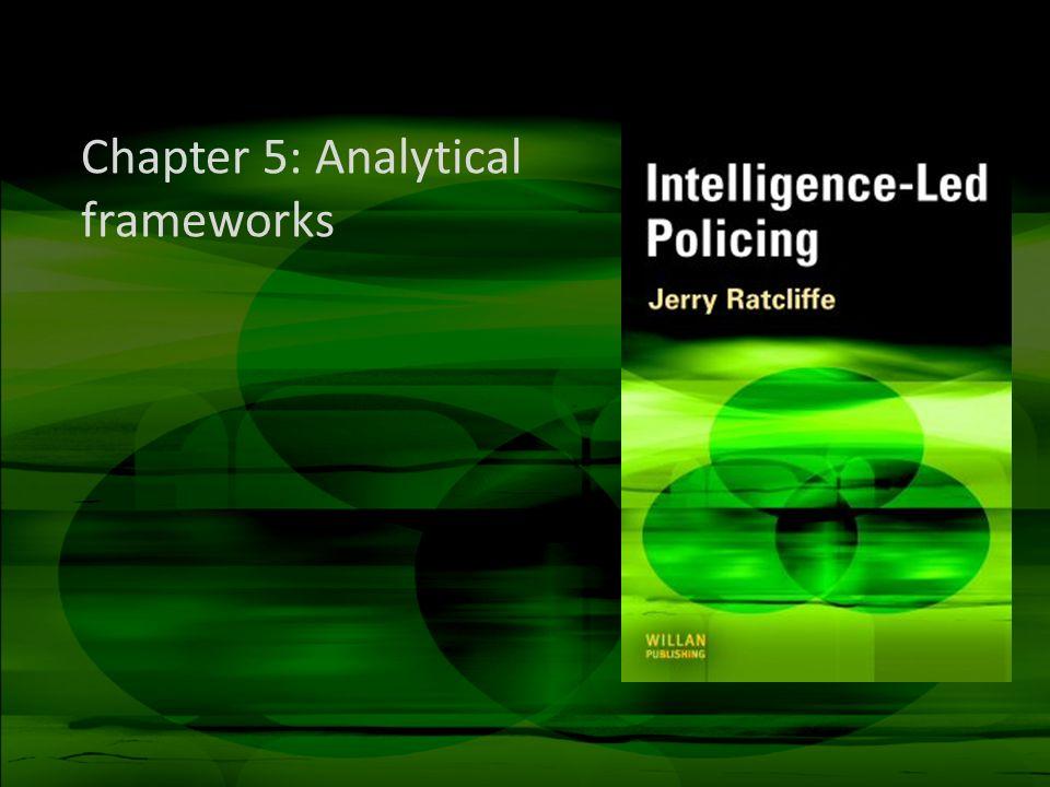 Chapter 5: Analytical frameworks
