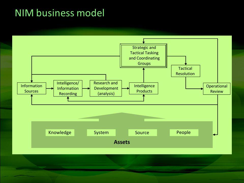 NIM business model