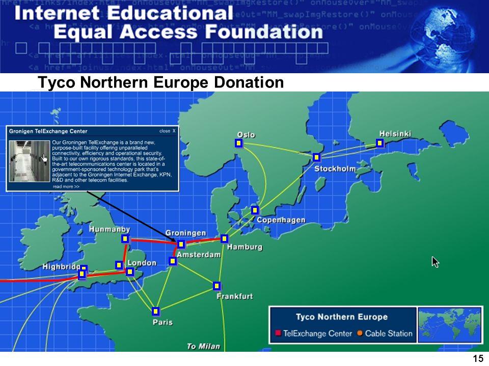 14 Tyco Atlantic Donation