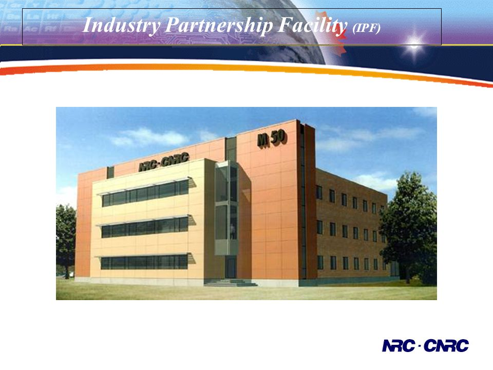 Industry Partnership Facility (IPF)