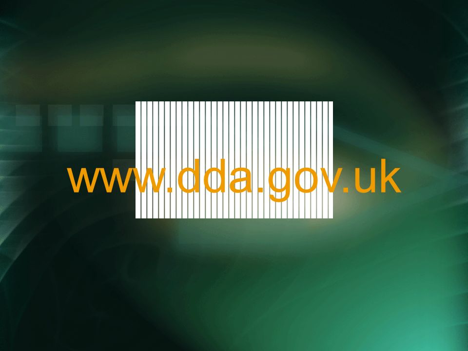 www.dda.gov.uk