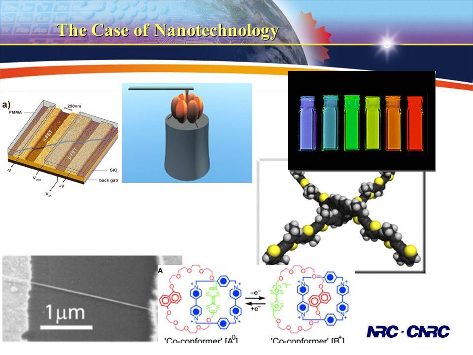 The Case of Nanotechnology