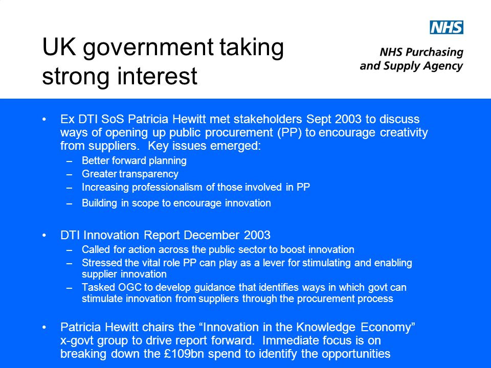 A perception of public procurement ……….Historical reactive end of the process role.