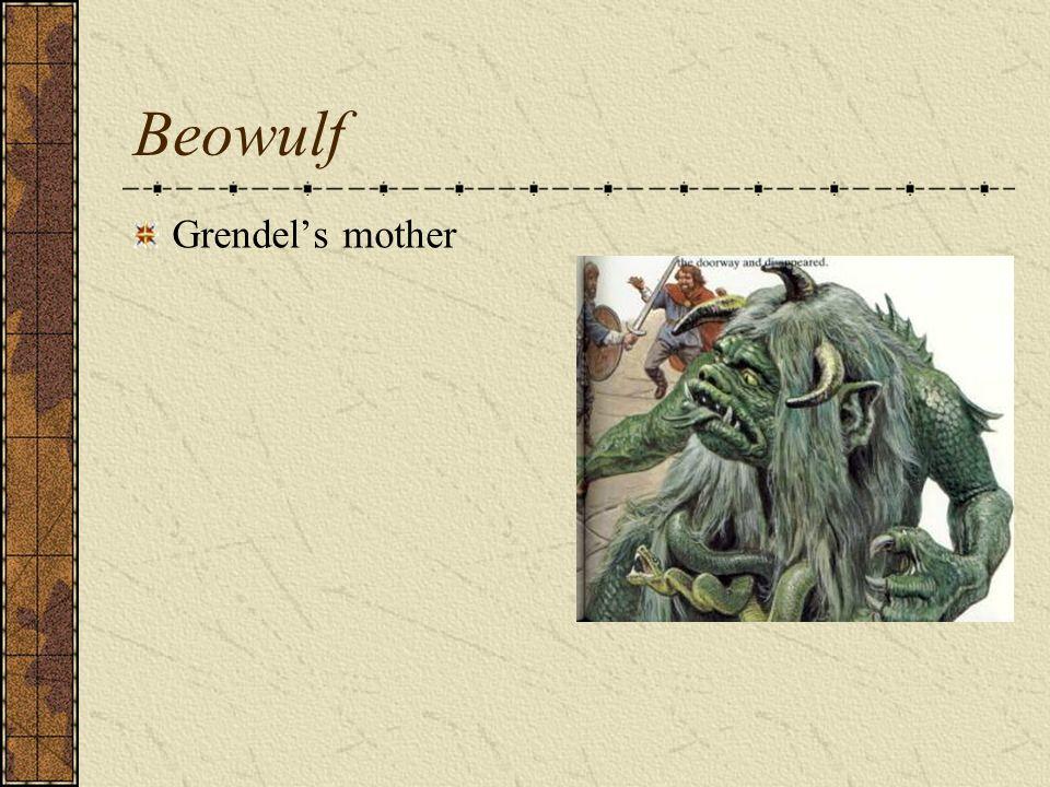 Beowulf Grendels mother