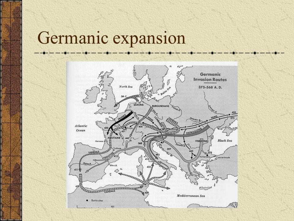 Germanic expansion