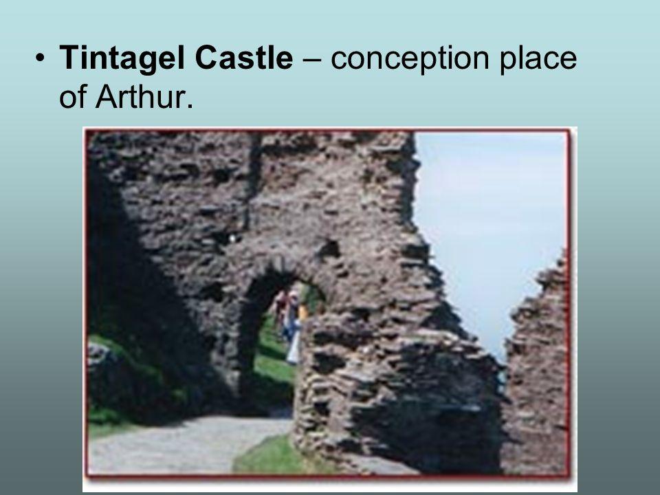 IMPORTANT PLACES Camelot – King Arthurs kingdom.