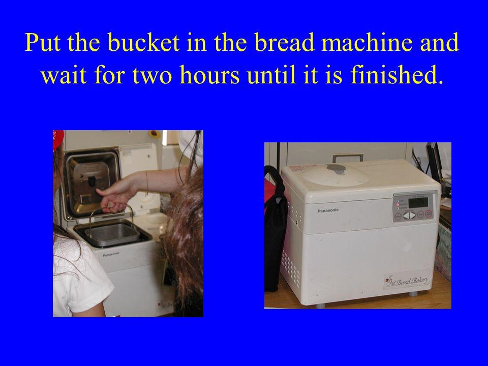 1 ½ teaspoons yeast