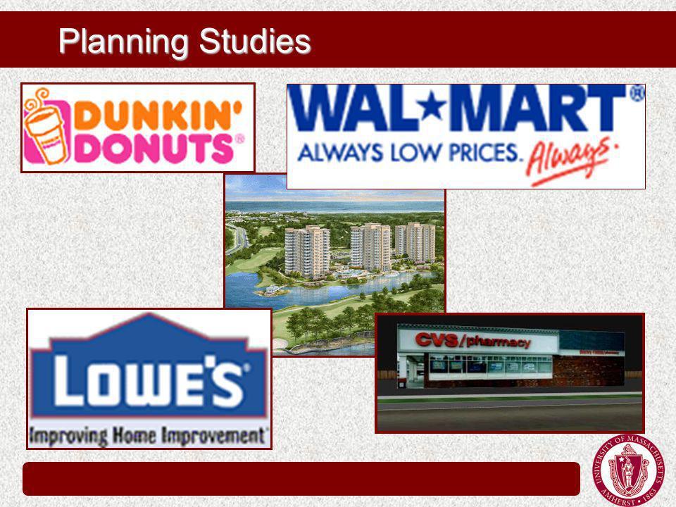 Planning Studies