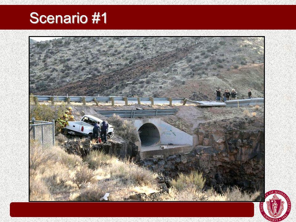 Scenario #1 Scenario #1