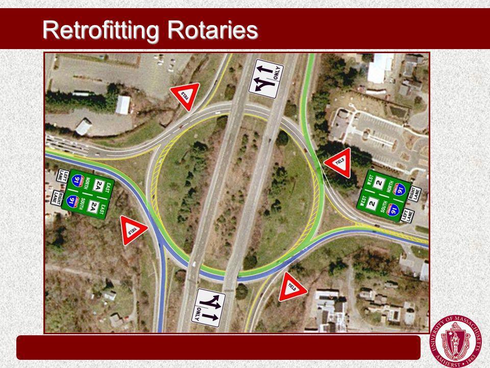Retrofitting Rotaries