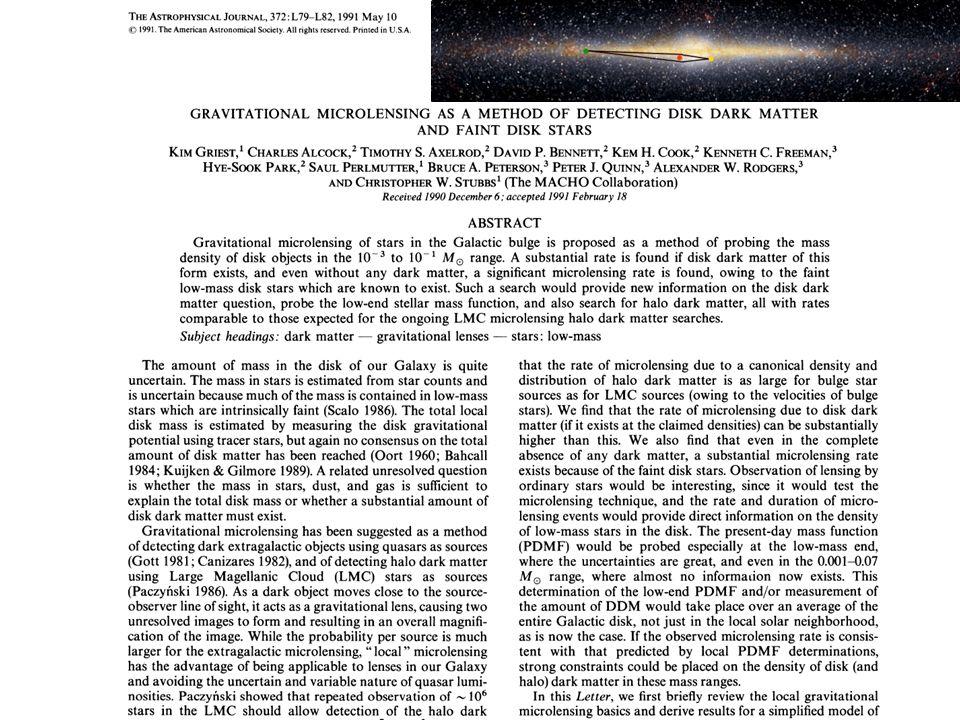 Gravitational Microlensing toward the Galactic Bulge