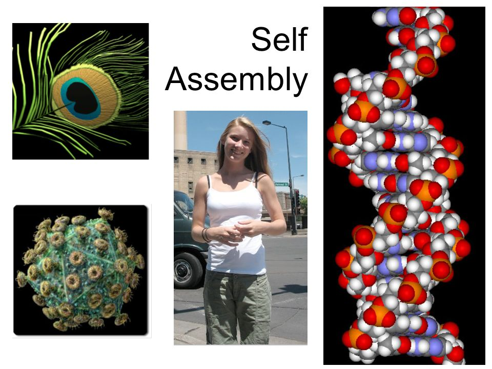 Self-Assembled Nanostructures and Lithography Based on Self-Assembly