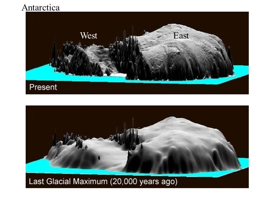 Antarctica WestEast