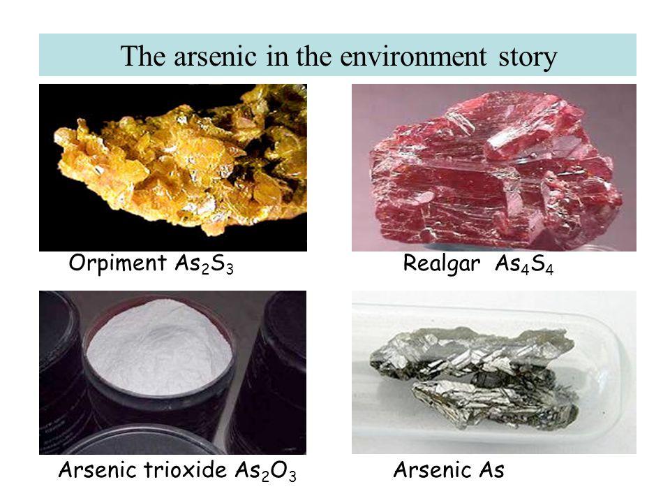How Much Arsenic Do We Eat.