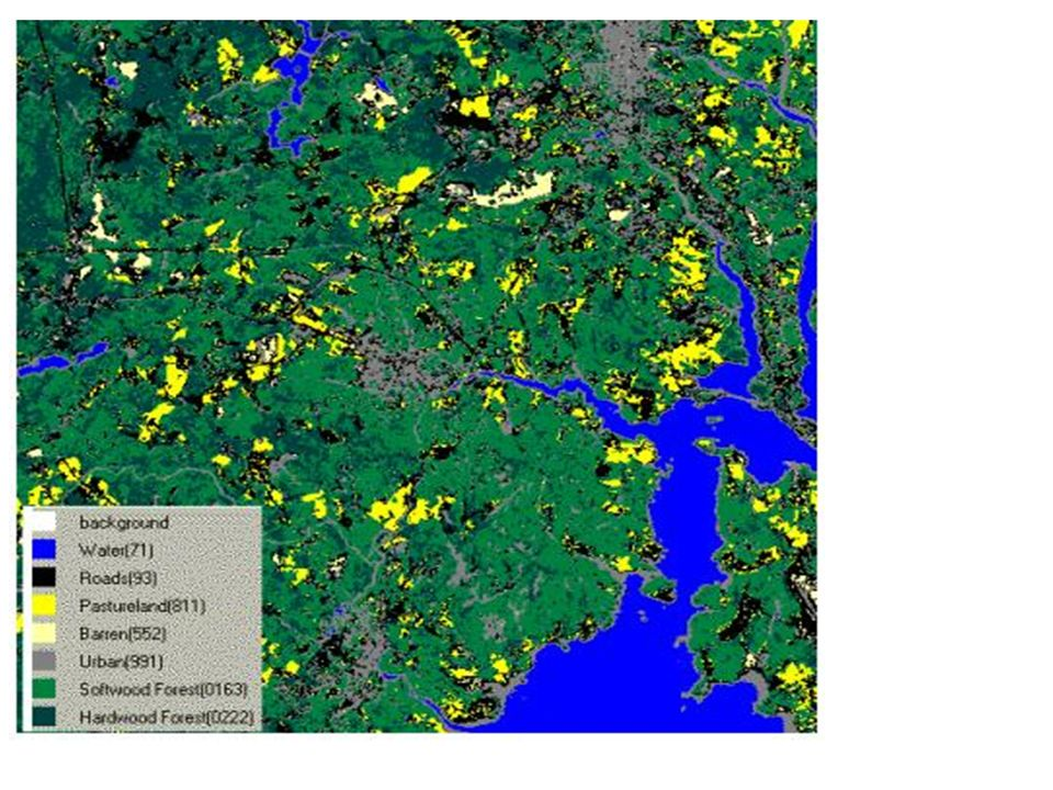 Supervised Land Cover Classification for Durham NH (10 Class)