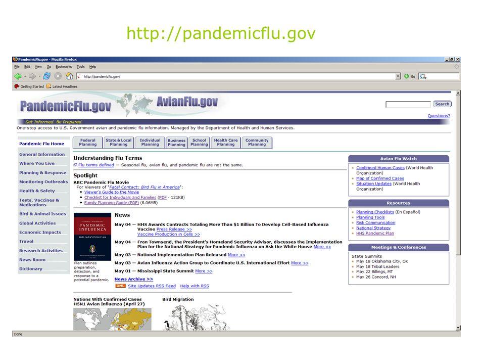 http://pandemicflu.gov