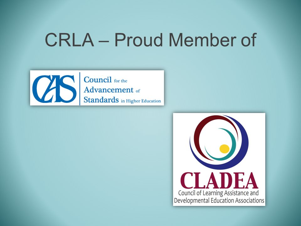 CRLA – Proud Member of