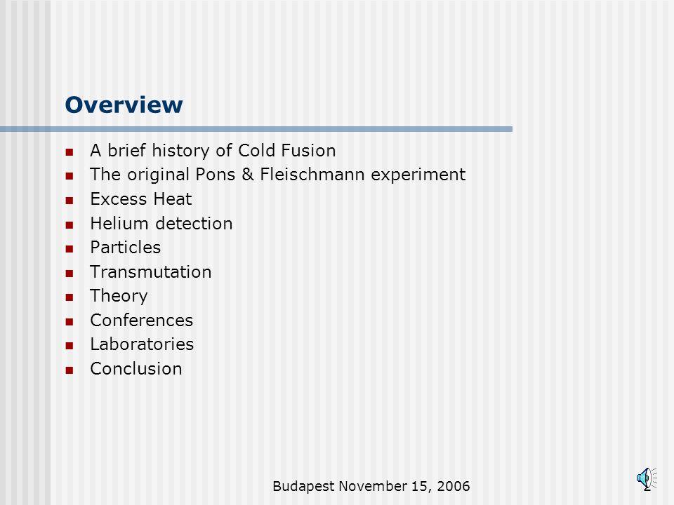 Condensed Matter Nuclear Science (Cold Fusion) Jean-Paul Biberian Maître de Conférence, Faculté des Sciences de Luminy, CNRS / CRMC-N / Université dAi