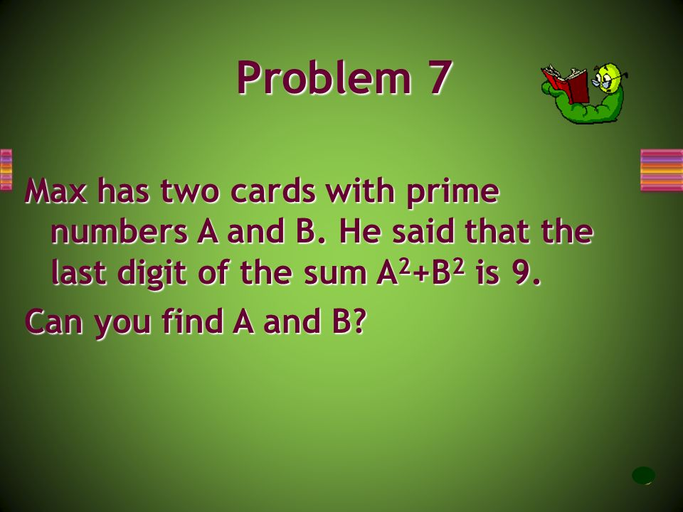 Two-digit prime numbers could end only with 1, 3, 7, or 9. We get four pairs of two-digit prime numbers, which could be written with the same digits: