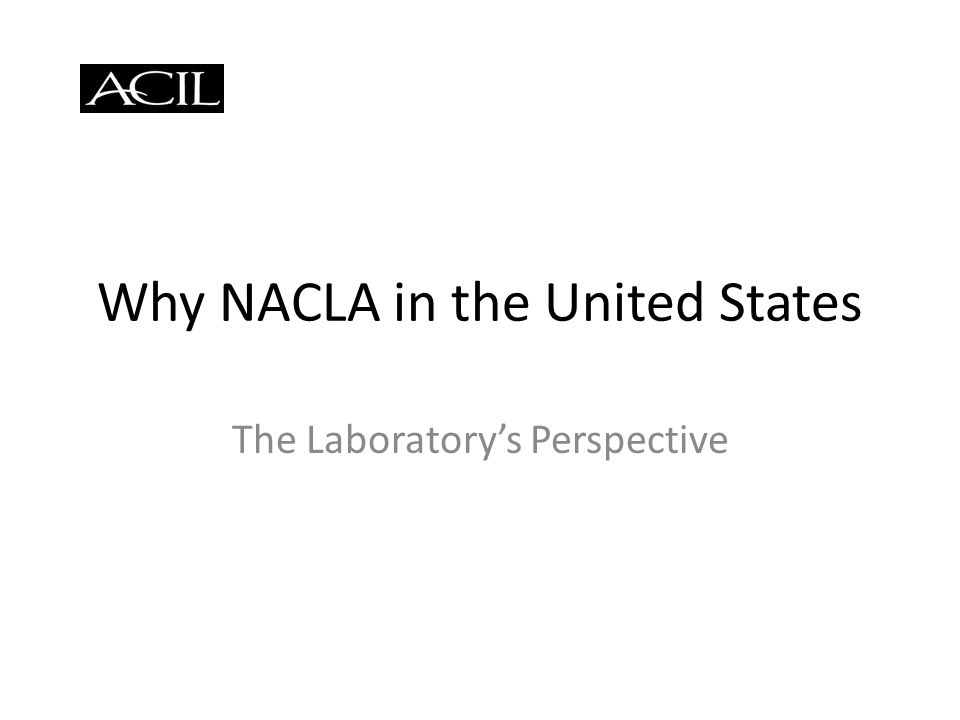 Why NACLA in the United States The Laboratorys Perspective