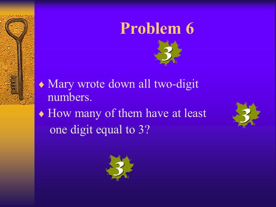 Answer 2,000,000 1,100,000 1,010,000 1,001,000 1,000,100 1,000,010 1,000,001