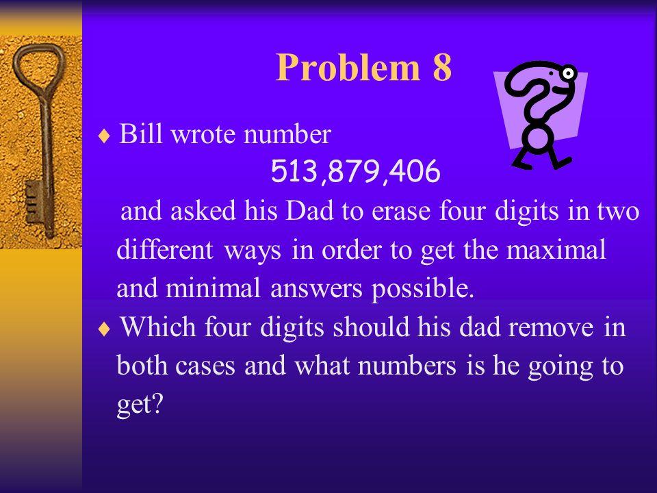 Answer 1,023,456,789 1,023,467,895