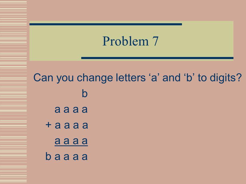 Answers 1.9999 + 1 = 10000 2.1000000 – 1 = 999999