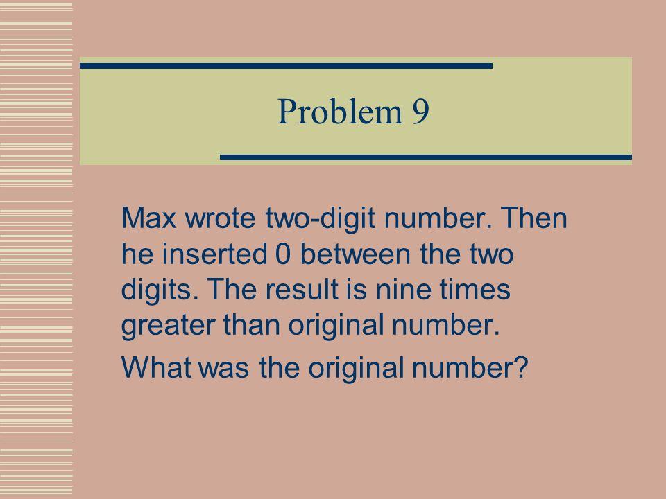 Answer 714285 : 5 = 142857