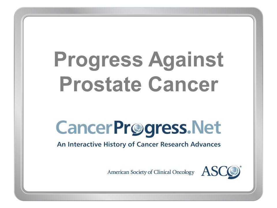 Progress Against Prostate Cancer 1980–1989 1987: New prostate cancer subtype identified