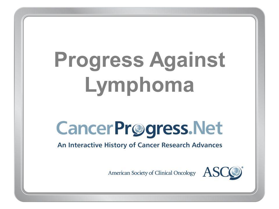 Progress Against Lymphoma